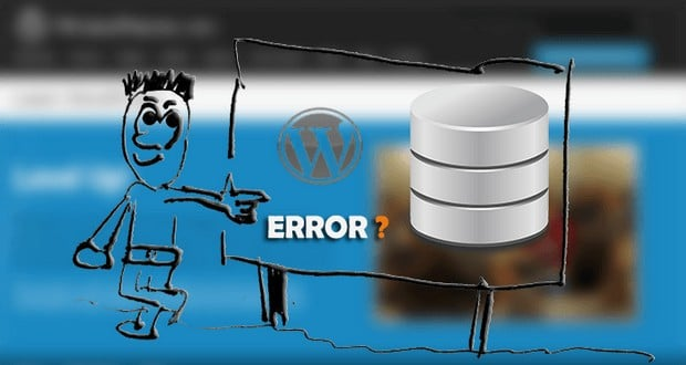 Mengatasi Error Establishing Database Connection WordPress