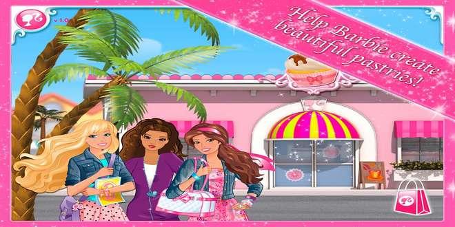 Permainan Barbie Android