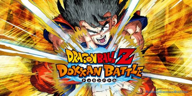 Dragon Ball Z Dokan Battle