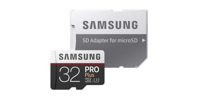 micro sd terbaik microSD Samsung Pro+
