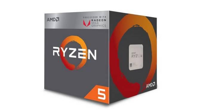 prosesor terbaik AMD Ryzen 5 2400G