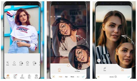 Aplikasi Edit Foto Terbaik AirBrush