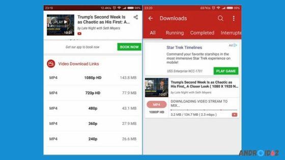 Cara Menyimpan Video Youtube Ke Galeri Android