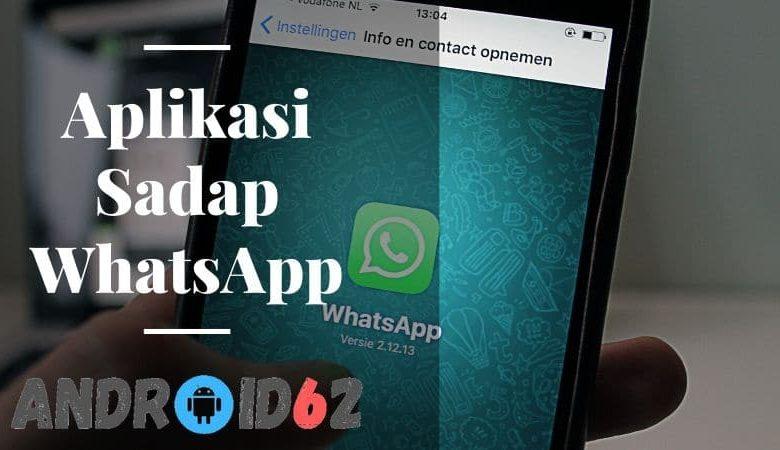 Photo of Aplikasi Sadap WA (WhatsApp) Terbaik Jarak Jauh