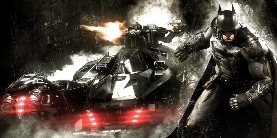 game petualangan offline terbaik Batman: Arkham Knight