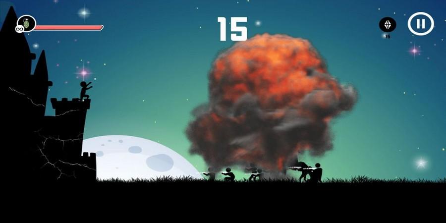 Game Petualangan Offline Terbaik Android Bomb Strike