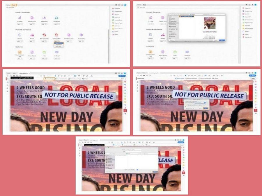 Cara Kompres PDF Dengan Adobe Acrobat DC