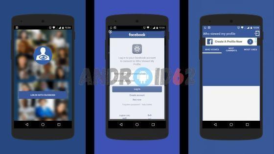 Cara Melihat Orang Yang Sering Ngintip FB Kita Dengan Android