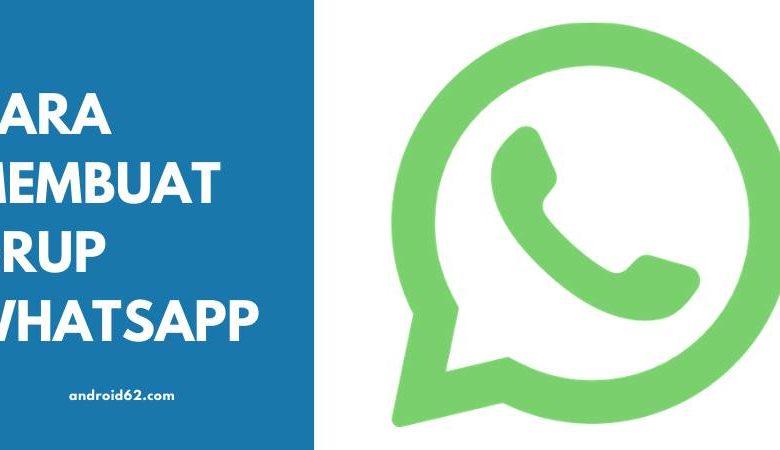 Photo of Cara Membuat Grup Whatsapp (WA) Baru di Android (Panduan Lengkap)
