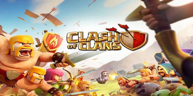 game petualangan perang Clash of Clans