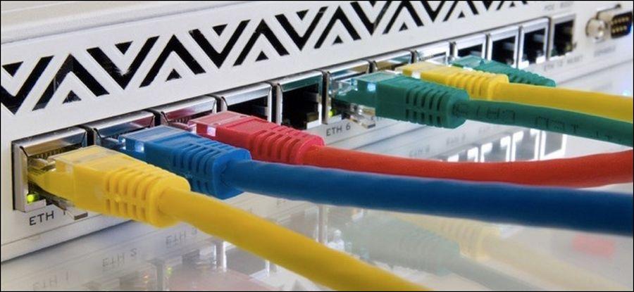 Cara mempercepat koneksi internet menggunakan Ethernet