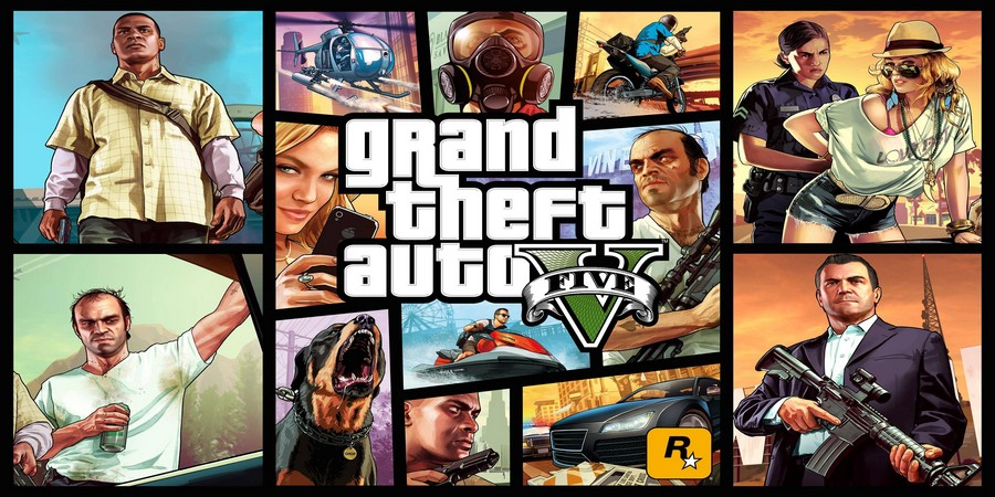game petualangan offline terbaik Grand Theft Auto 5