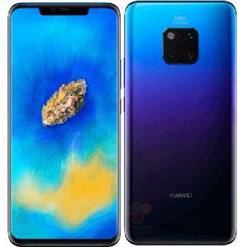 Spesifikasi Huawei Mate 20 Pro