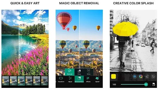Aplikasi Edit Foto Terbaik PhotoDirector
