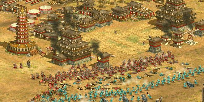 Game Strategi Perang Offline Rise of Nations