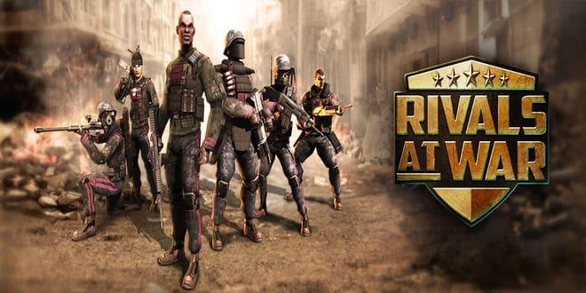 game petualangan perang Rivals at War