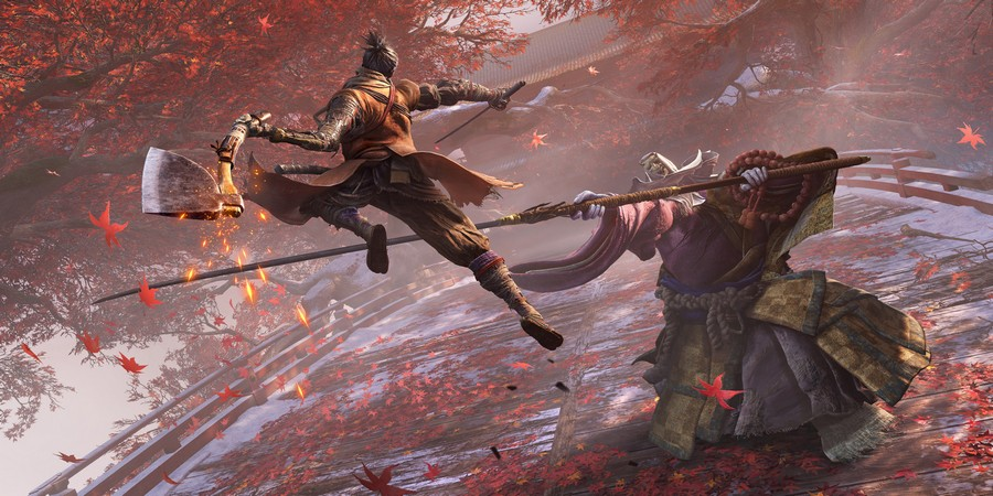 game petualangan offline terbaik Sekiro: Shadows Die Twice