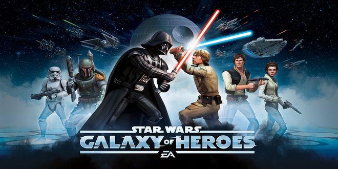 game petualangan perang Star Wars