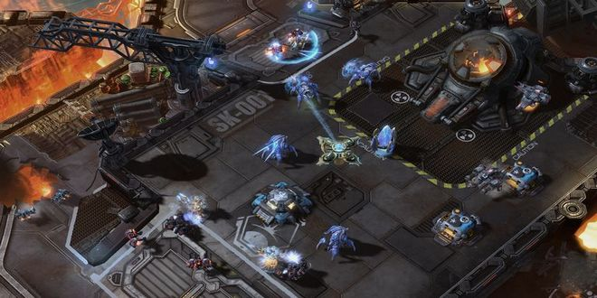 Game Strategi Perang Offline StarCraft II: Legacy of the Void