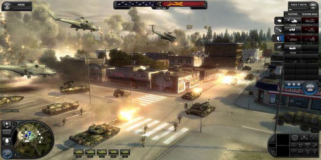 Game Strategi Perang Offline World in Conflict