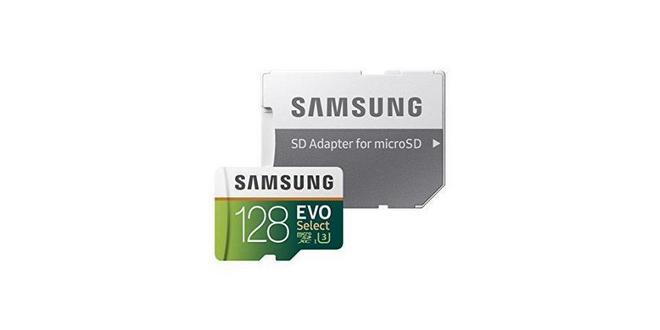 micro sd tercepat microSD Samsung Evo Select