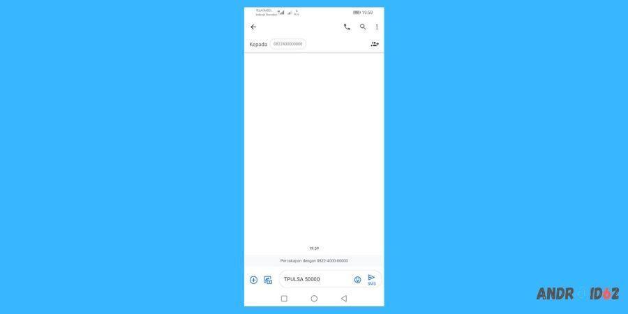 Cara Transfer Pulsa Telkomsel Tanpa Biaya Menggunakan SMS
