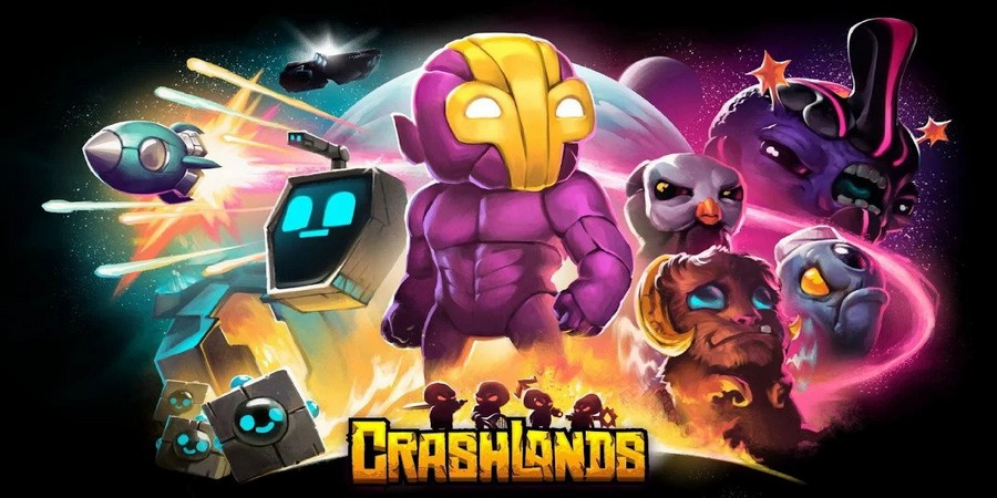 Game Offline Terbaik Android: Crashlands