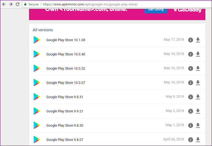 Download APK Play Store Terbaru