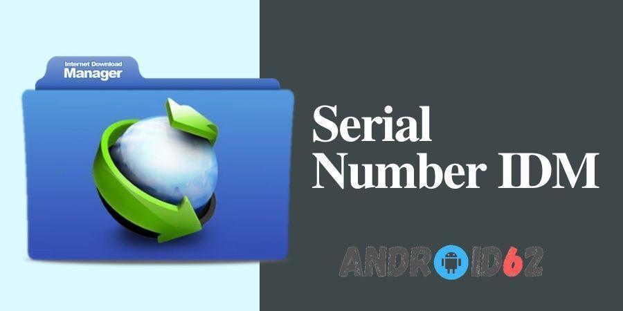 Kumpulan Serial Number IDM