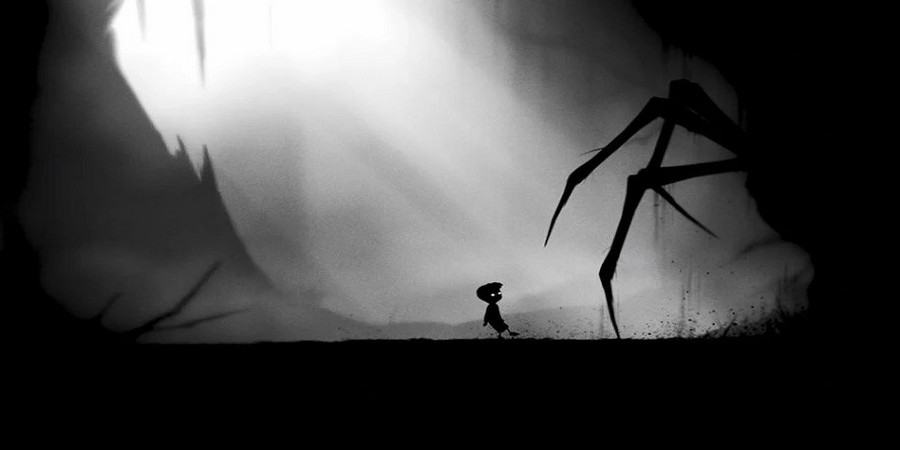 Game Offline Terbaik Android: Limbo