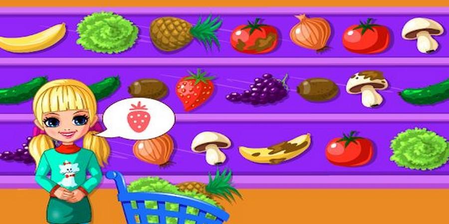 Game Supermarket - Supermarket Game