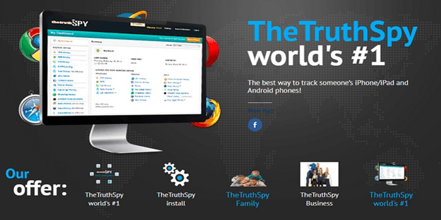 Aplikasi Sadap WA Terbaik - TheTruthSpy