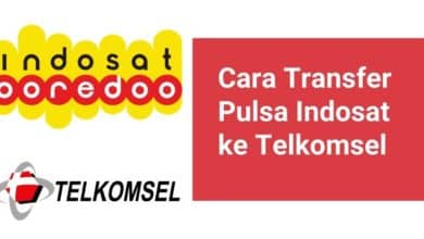 Cara Transfer Pulsa Indosat ke Telkomsel