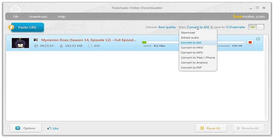 Aplikasi Download Video Youtube di PC - Freemake Video Downloader