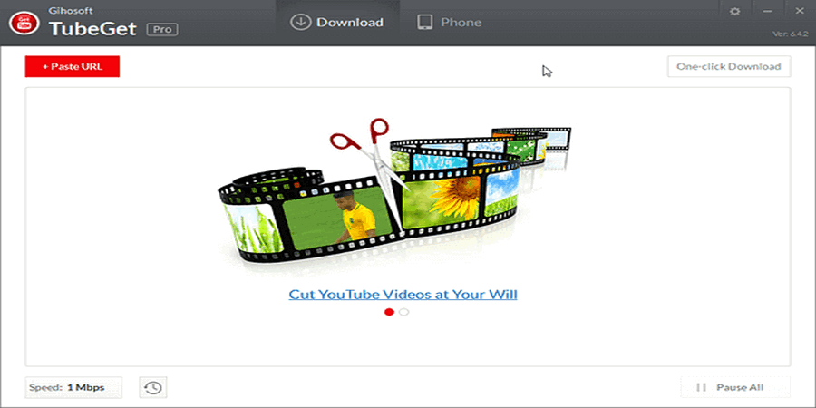 Aplikasi Download Video Youtube di PC - Gihosoft TubeGet