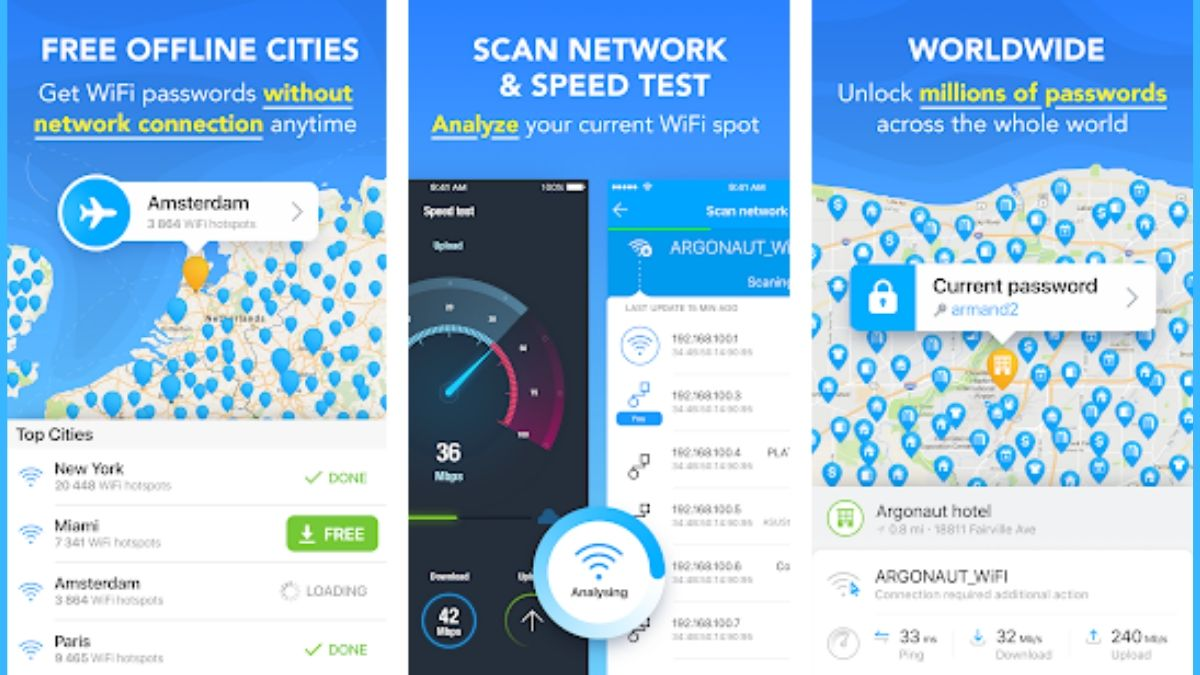 Cara Mengetahui Password Wifi dengan Aplikasi Wifi Map