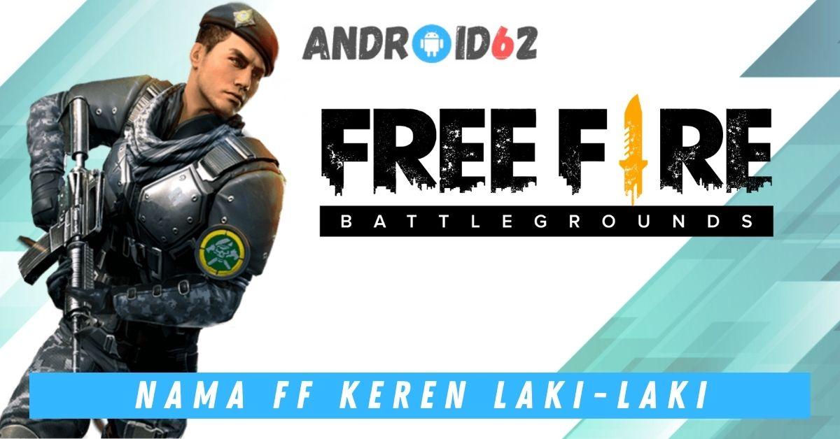 Username Free Fire Keren Laki-Laki